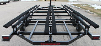 Heavy Duty Pontoon Trailer