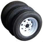 pontoon trailer tires